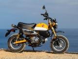 Triệu hồi hàng loạt xe máy Honda Monkey do dính lỗi phụ kiện