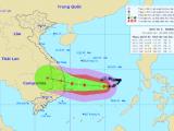 7 địa phương cấm biển, di dời gần 38.000 hộ dân tránh bão số 6