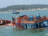 Bão số 6: Hai người tử vong, 4 tàu cá hỏng và hàng trăm ha lúa, hoa màu bị thiệt hại