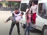 Vĩnh Phúc: Hơn 100 công nhân công ty Lợi Tín nhập viện vì khí độc
