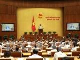 Thực hiện quy trình miễn nhiệm Chủ nhiệm Ủy ban Pháp luật Quốc hội và Bộ trưởng Bộ Y tế
