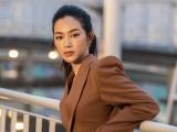 Nữ diễn viên Mai Thanh Hà biến hóa hình ảnh thanh lịch đầy cuốn hút
