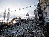 Động đất 6,4 độ richter tại Albania, 154 người thương vong