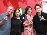 Họa sĩ Mai Tâm xúc động khai mạc tuần lễ triển lãm tranh 'Dream Comes True'