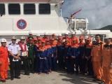 Chìm tàu chở 2.950 tấn clinke ở Quy Nhơn, thuyền trưởng tử nạn