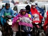 Dự báo thời tiết ngày 30/11: Không khí lạnh tiếp tục tăng cường, Bắc Bộ mưa rét ngày cuối tuần