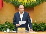 Thủ tướng Nguyễn Xuân Phúc chủ trì phiên họp Chính phủ thường kỳ tháng 11/2019