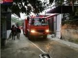Đà Nẵng: Cháy nhà cấp 4, đồ đạc bị thiêu rụi hoàn toàn