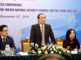 Việt Nam đã sẵn sàng cho vai trò mới trong Liên hợp quốc