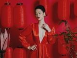 Hoa hậu Vũ Bình Minh khoe vẻ đẹp đậm chất Á Đông