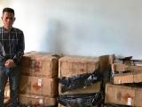 Quảng Bình: Bắt vụ vận chuyển gần 300 kg pháo lậu