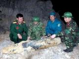 Quảng Ninh: Di dời thành công quả bom nặng gần 230kg