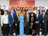 Đại biểu người Việt dự Tết cộng đồng tại New York (Mỹ)