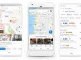 Google Maps thay giao diện trên Android và iPhone