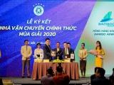 Bamboo Airways là nhà tài trợ vận chuyển chính thức cho CLB Bóng đá Hà Nội mùa giải năm 2020