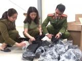 Thanh Hóa: Bán 5.000 khẩu trang không rõ nguồn gốc bị bắt