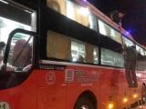 Đồng Nai: Bắt khẩn cấp 3 đối tượng bắn vỡ kính nhiều xe khách