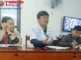 Thanh Hóa: Sở Y tế yêu cầu BVĐK Trí Đức Thành báo cáo việc 'chọc nát bàng quang' bệnh nhân