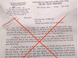 Hải Dương: Đăng văn bản giả mạo cho nghỉ học, người phụ nữ bị phạt 12,5 triệu đồng