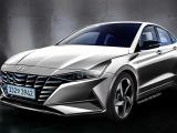 Hyundai Elantra 2021 hoàn toàn mới sắp lộ diện