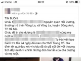 Hà Nội: Bắt khẩn cấp vợ chồng bạo hành con gái 3 tuổi tử vong thương tâm