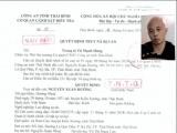 Thái Bình: Truy nã toàn quốc đối với 'đại gia Đường Nhuệ'