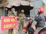 Hà Giang: Cách ly 4 địa điểm, phong tỏa một thôn