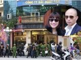 """Thái Bình: Khởi tố, bắt tạm giam 4 cán bộ liên quan vụ Đường """"Nhuệ"""""""