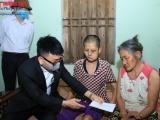 Phú Thọ: Thương hiệu và Pháp luật trao 500 suất quà cho các hộ dân có hoàn cảnh khó khăn