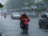 Dự báo thời tiết ngày 26/4: Bắc Bộ mưa dông nhiều nơi