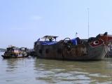 TP. HCM: Bộ đội Biên phòng bắt giữ tàu vận chuyển dầu thực vật trái phép