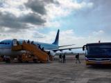 Hai chuyến bay chở 340 chuyên gia Hàn Quốc hạ cánh xuống sân bay Vân Đồn