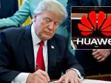 Mỹ gia hạn lệnh cấm với Huawei thêm 1 năm