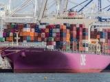 Cảng biển Hải Phòng khẳng định năng lực đón tàu siêu trọng tải