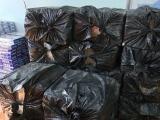 An Giang: Bắt giữ 12 xe máy vận chuyển gần 17 nghìn bao thuốc lá lậu