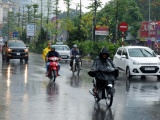 Dự báo thời tiết ngày 22/5: Cả nước ngày nắng nóng, chiều tối có mưa dông
