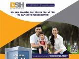 Bảo hiểm BSH trợ cấp 100.000 đồng/ngày cho bệnh nhân nhiễm virus corona khi tham gia sản phẩm bảo hiểm ENCOVY