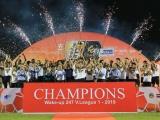 Lễ vinh danh thành tích bóng đá Thủ đô: Tự hào Hà Nội - Vinh quang Việt Nam