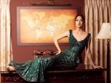 Lương Thùy Linh từ nàng công chúa thanh khiết đến vẻ quyến rũ đậm sâu khi diện váy Hoàng Hải
