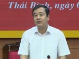 Thái Bình có tân Bí thư Tỉnh ủy và Phó Giám đốc Công an tỉnh