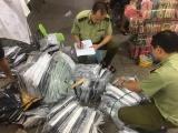 Hà Nội: Thu giữ gần 4.700 sản phẩm hàng giả, hàng nhập lậu ở chợ Ninh Hiệp
