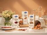 Vinamilk xuất lô sản phẩm lớn gồm sữa hạt và trà sữa sang Hàn Quốc