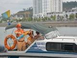 Quảng Ninh: Va chạm với xuồng Cảnh sát đường thủy trên biển, người đàn ông tử vong