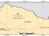 Động đất 4,9 độ richter ở Lai Châu làm 4 học sinh bị thương