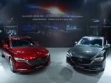 Mazda6 2020 mới ra mắt, tăng sức ép lên Toyota Camry