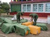Quảng Ninh: Tiêu hủy 1,5 tấn thực phẩm không rõ nguồn gốc