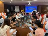 Egroup phối hợp tổ chức thành công vòng chung kết Cuộc thi ' Pháp luật học đường'