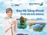 """Bamboo Airways chuẩn bị tổ chức chuỗi sự kiện kích cầu du lịch """"xuyên Việt"""""""