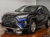 Chính thức ra mắt mẫu crossover Toyota RAV4 2020 tại Malaysia