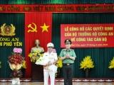 Bộ Công an bổ nhiệm Phó Giám đốc Công an Gia Lai làm Giám đốc Công an Phú Yên